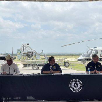 DeSantis visits Texas border, where Florida resources are spent on enforcement