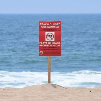 Dockweiler, El Segundo beaches reopen for swimming after 17M gallon sewage spill
