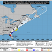 Outer bands of rain from the remnants of Tropical Storm Elsa should arrive in the Charlotte area on Thursday morning, July 8, 2021, and stick around throughout the day, a National Weather Service meteorologist said.