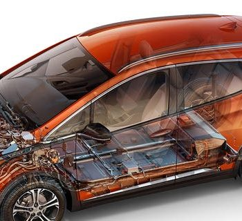 GM tells 50K Chevrolet Bolt EV owners to park outside due to fire risk