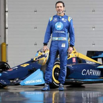 Jimmie Johnson considering Indy 500 entry next year ... if his wife lets him