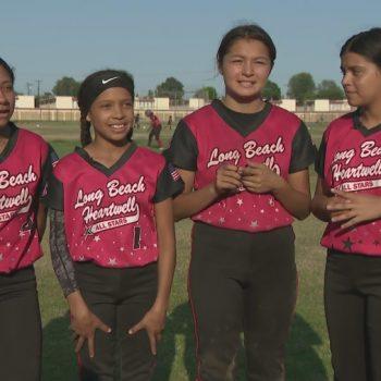 Long Beach softball team raising funds to head to state championship tournament