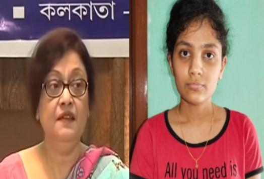 Mahua Das Muslim Girl Comment to WB HS topper Rumana Sultana