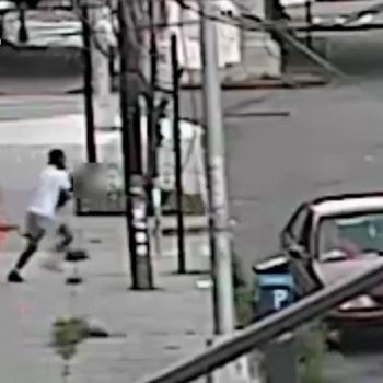 Man who snatches 5-year-old boy from NYC street in video attacks officer
