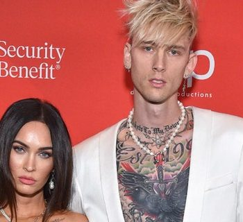 Megan Fox is currently dating Machine Gun Kelly. They<u></u>recently made their red carpet debut as a coupleat the American Music Awards.
