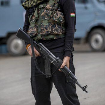 Officials in Kashmir ban animal sacrifice on Muslim holiday
