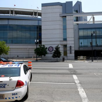 Padres, Nationals recall 'nightmare' scene after shots outside park during game