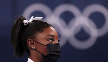Simone Biles withdraws from gymnastics all-around competition