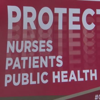 SoCal nurses take part in nationwide call for better work conditions, patient protections