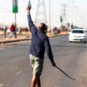 South Africa riots over Zuma jailing pre-planned - Cyril Ramaphosa