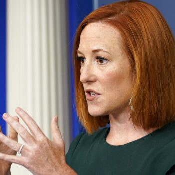 White House defends position on filibuster amid voting rights push