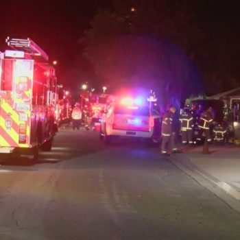 1 child dead, 7 injured in Moreno Valley house fire