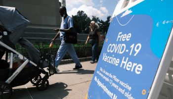 1 month off target, U.S. hits 70% vaccination rate