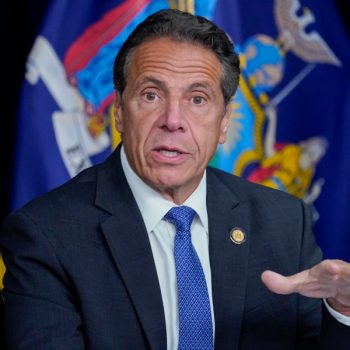 Aide who accused New York Gov. Andrew Cuomo files criminal complaint: Sheriff