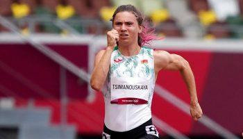 Belarus sprinter who sought refuge says punishment awaited her if she returned home
