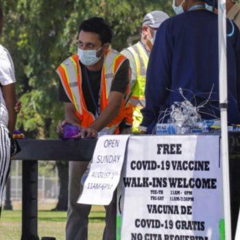 California hits 4 million COVID-19 cases amid delta variant spread