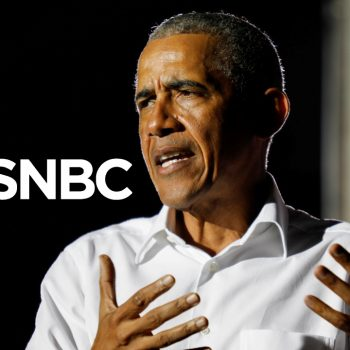 MSNBC host: Obama's party was 'unbecoming,' a 'terrible message' amid coronavirus case surge