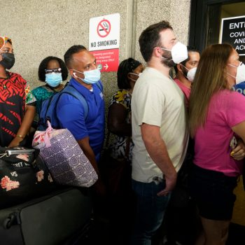 U.S. COVID-19 infections reach six-month high fueled by highly contagious delta variant
