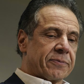Why the press wants Cuomo, their onetimeshining knight, to resign
