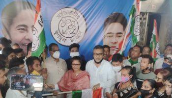 TMC nominated Sushmita Dev to Rajya Sabha from Bengal